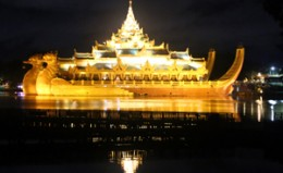 Treasure Myanmar by Yangon Travel Agency, Celebrated Myanmar